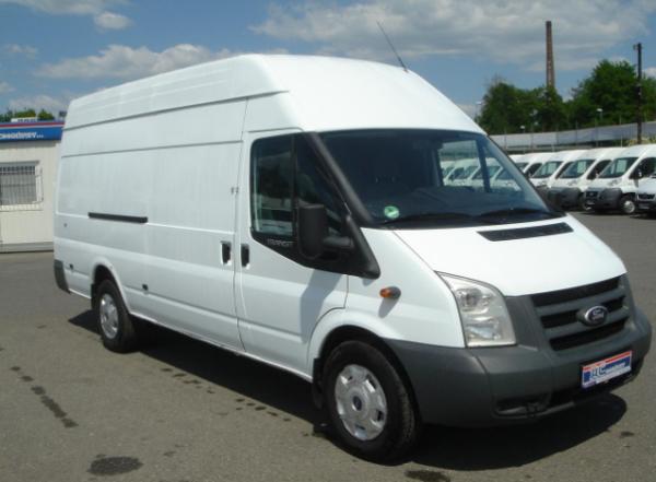 Ford Transit Maxi - ilgis 4m.